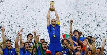 Italia vô địch world cup bao nhiêu lần