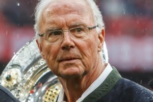 Tiểu sử Franz Beckenbauer